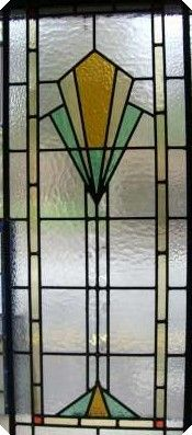 Art Deco stained glass AD024 £1200 - £1500 +VAT