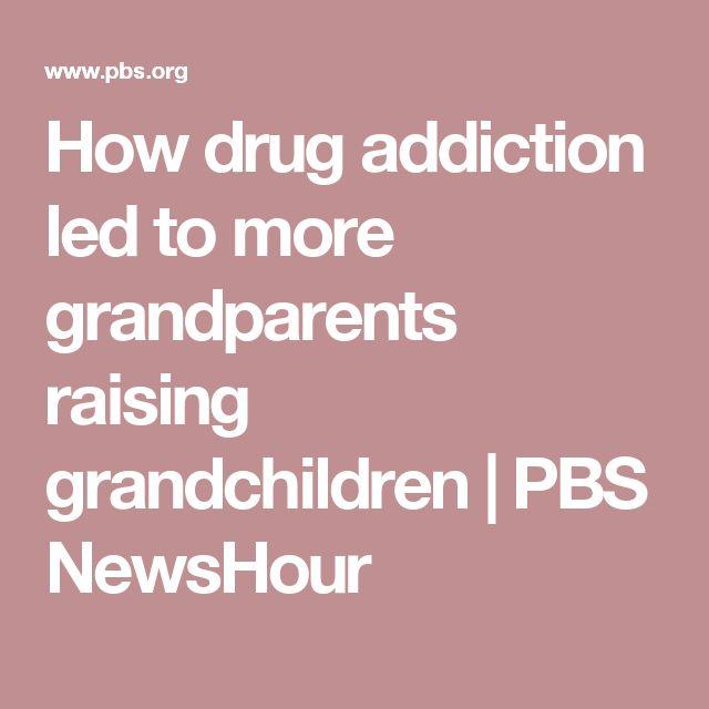 How drug addiction led to more grandparents raising grandchildren   PBS NewsHour