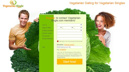 Vegan dating site in Brisbane