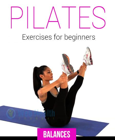 Pilates Mat Exercises For Lower Back Pain: Pilates Is A Wonderful Workout For Toning The Entire Body