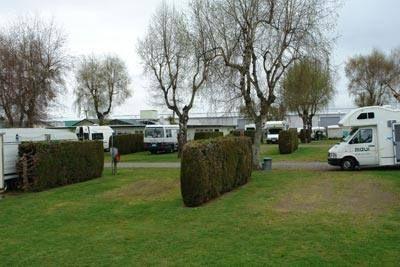 All Seasons Kiwi Holiday Park - Taupo