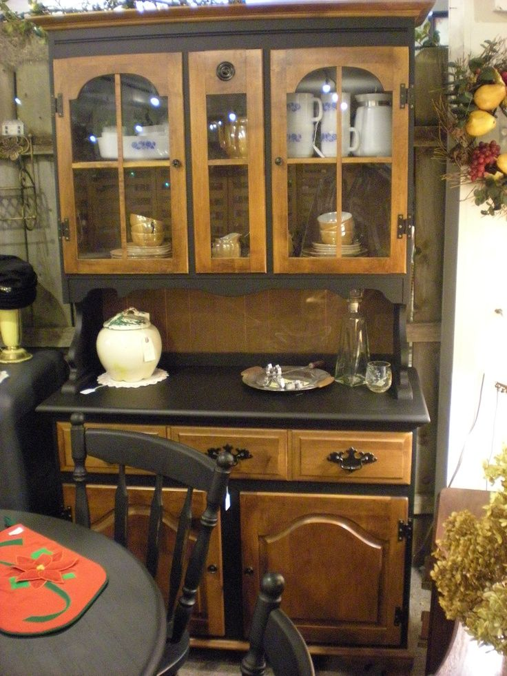 36 Best Maple Hutch Revival Images On Pinterest Hutch Ideas Painted Furniture And Dining Room