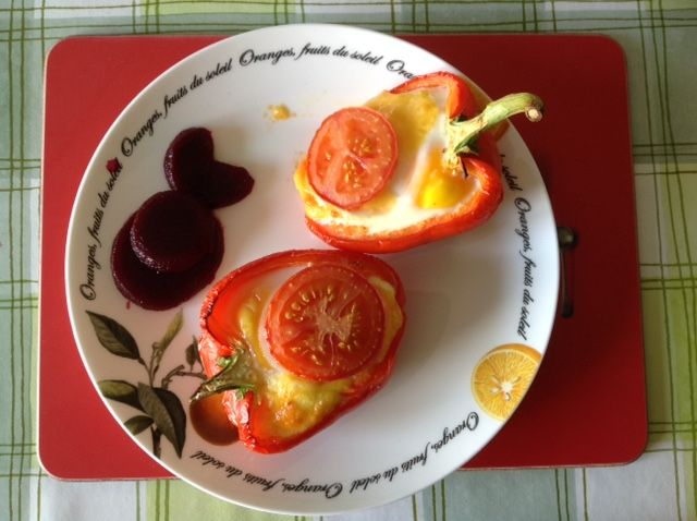 Brunch Peppers » The Blood Sugar Diet by Michael Mosley