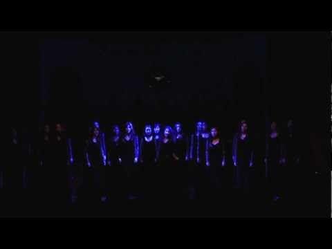 BÜMK Klasik Müzik Korosu - Suda Balık Oynuyor (E. Tuğcular) - YouTube