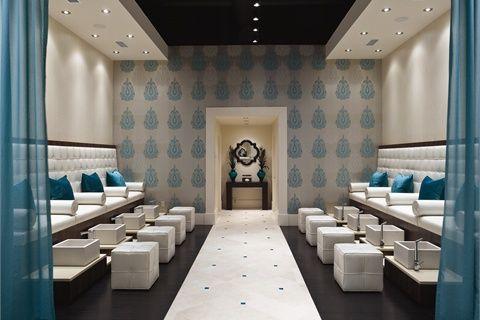 25 Best Ideas About Nail Salon Design On Pinterest Beauty Salon Design Nail Salon Decor And