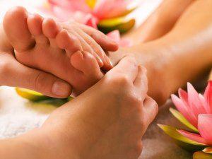 epine calcanéenne massage huiles essentielles