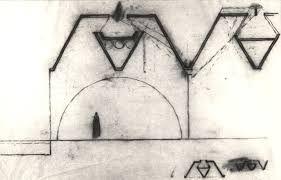 Risultati immagini per louis kahn sketches