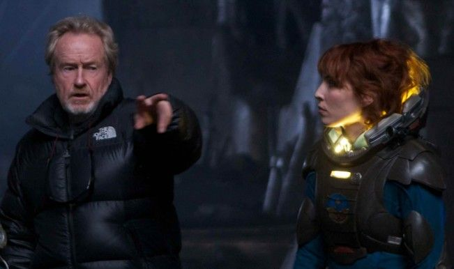 Selon Ridley Scott #AlienParadiseLost dévoilera les origines de la création du xenomorphe d'Alien #Prometheus2