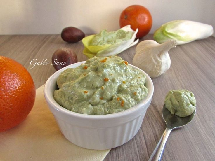 Ricetta: Salsa di Avocado aromatizzata all'Arancia