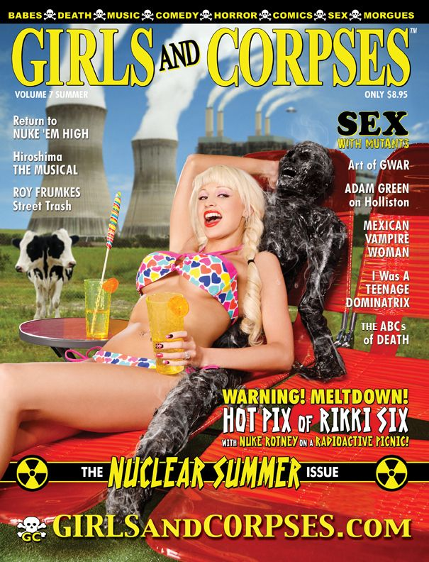 Girls and Corpses.