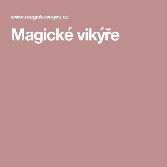 Magické vikýře