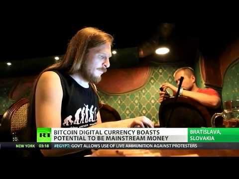 Bitcoin Boom US fears digital currency may hit dollar demand