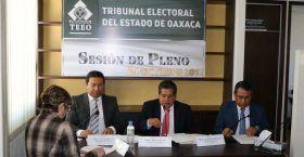 Ordena TEEO a IEEPCO registrar a Margarita Carreño Guadalupe como aspirante a Consejera Distrital o Municipal