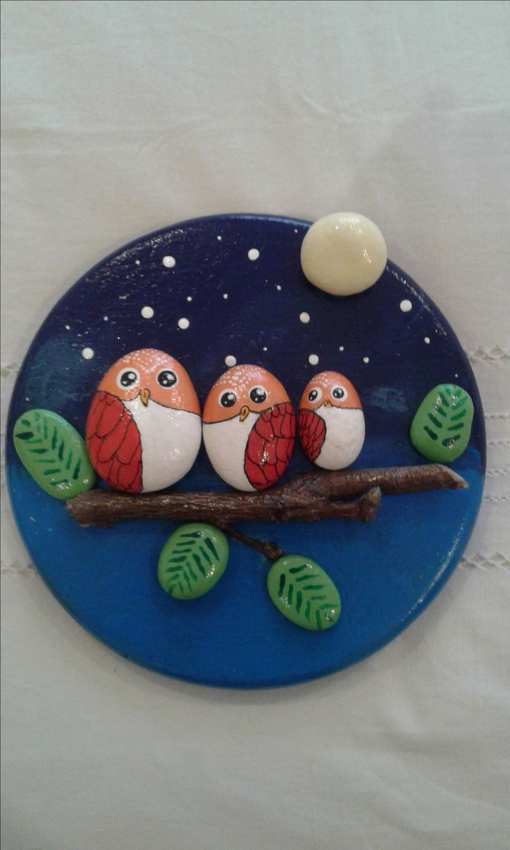 Pebble Owls.