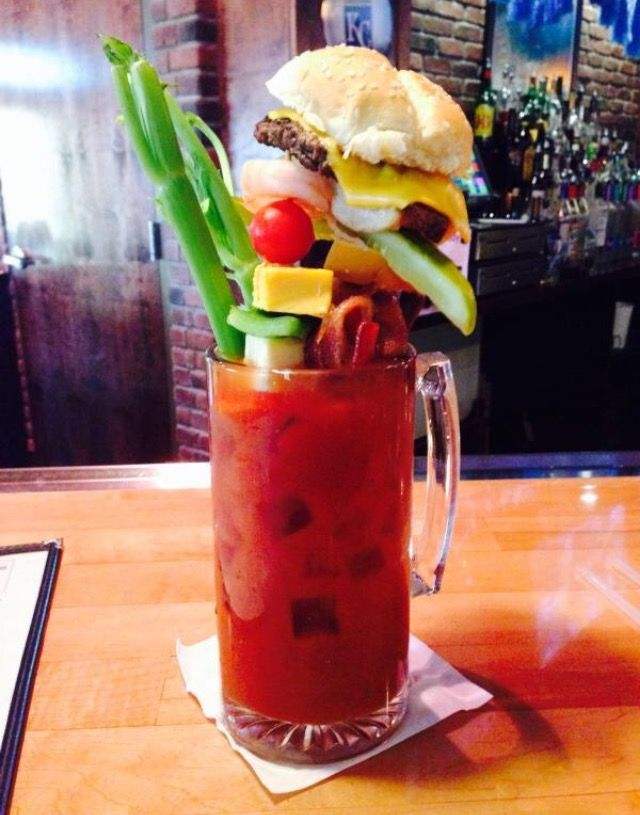The King of Bloody Mary's