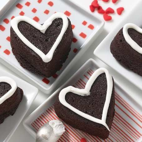 Mini Heart Baking Pan