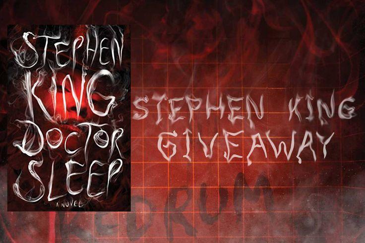 #Horror #Giveaway – Win Any #StephenKing Novel! #kindle #amreading