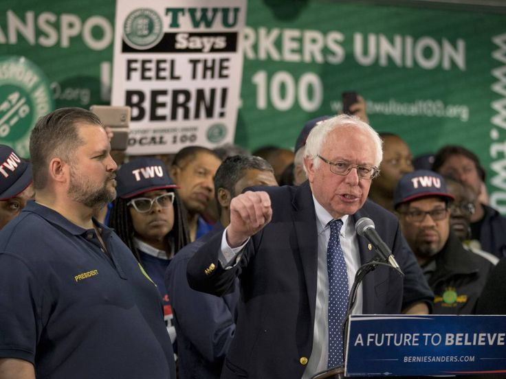 """#Media #Oligarchs #MegaBanks vs #Union #Occupy #BLM   Reactionary Democrats trash Bernie Sanders for challenging identity politics  http://www.salon.com/2016/11/23/reactionary-democrats-trash-bernie-sanders-for-challenging-identity-politics/  Sanders wasn't suggesting Democrats """"ditch"""" identity politics or separate class from race, but rather the opposite  Liberals have begun scolding Bernie Sanders for challenging identity politics in a speech at the Berklee Performance Center in Boston on…"""