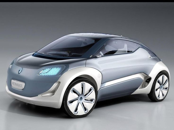 Renault Concept Cars - Please Renault, we beg you...NEVER put this into production