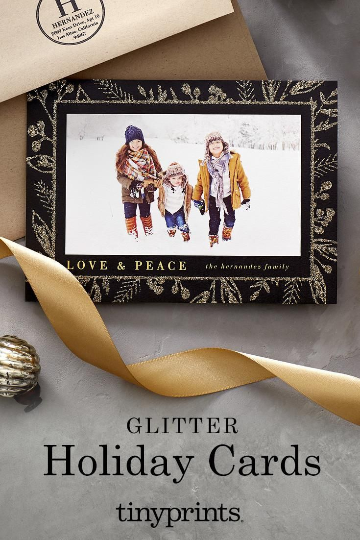 433 Best Holiday Cards Images On Pinterest Holiday Cards