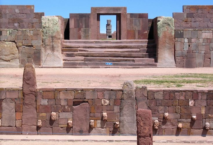 Tiwanaku, found on the southern shore of Lake Titicaca in Bolivia, was the capital city of one of the most important civilizations to exist prior to the Incas. The Tiwanaku Empire encompassed portions