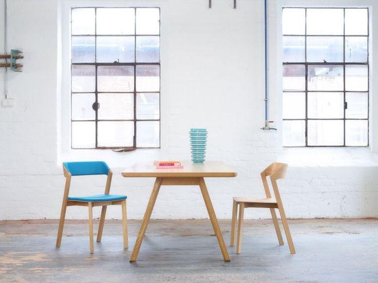 Dřevěná židle 311 401 Merano - dub