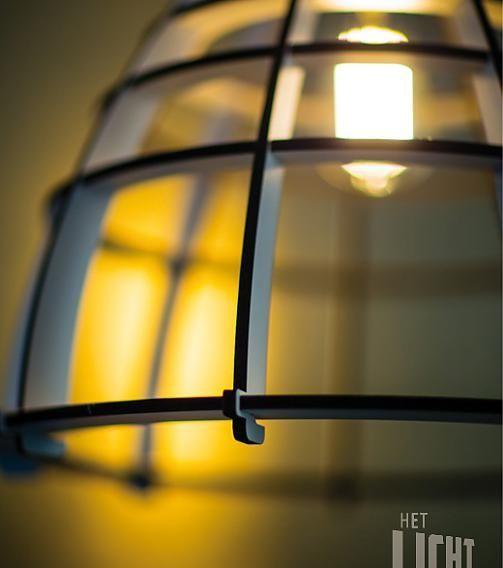 Het Lichtlab hanglamp no.19 industrielamp White (by Olaf Weller) - Het Lichtlab - Lamp123.nl
