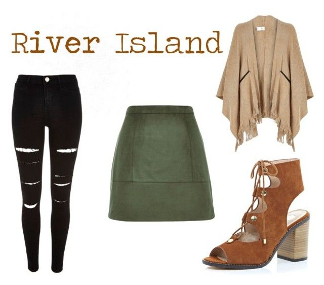 Untitled #46 by shannagh-harte on Polyvore featuring River Island