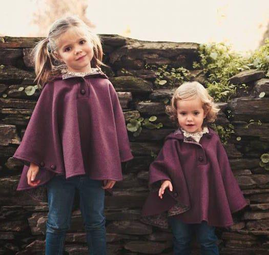 Babuska capas y vestidos para niñas > Minimoda.es