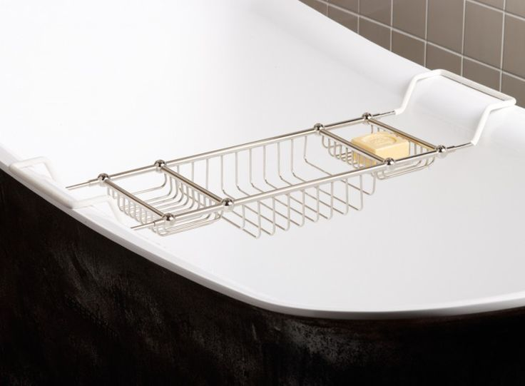 The Empire Over Bath Rack in Bathroom Accessories | Buy Online at Catchpole & Rye
