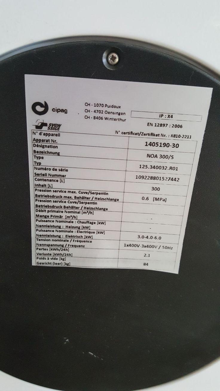 Entkalken von Wasserboiler - renovero.ch