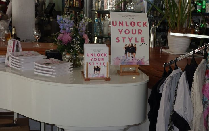 the launch of Unlock Your Style at Berardo's Noosa