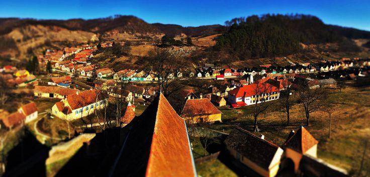 Peace and serenity in Transylvania: Malancrav Saxon Village ! http://www.touringromania.com/tours/long-tours/saxon-legacy-in-transylvania-private-tour-8-days.html