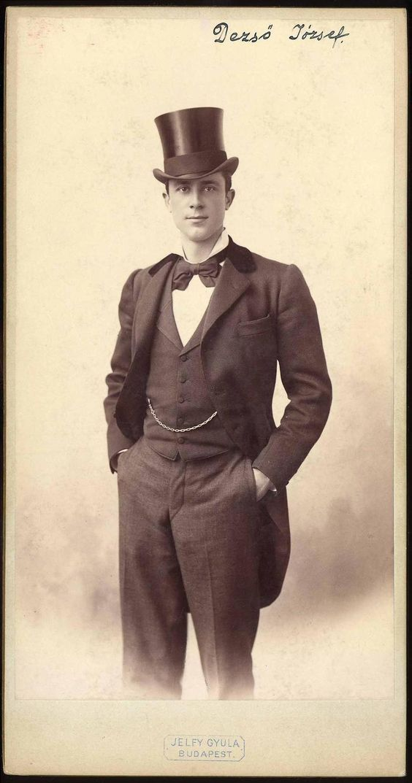 Vintage British Suits