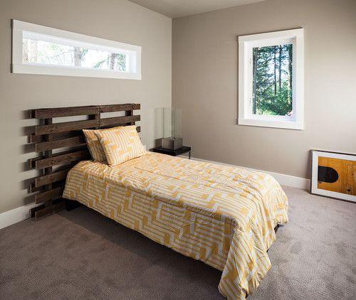 Bedroom, Modern Home In Eugene, Oregon By Jordan Iverson Signature Homes