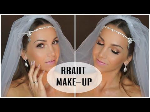MEIN BRAUT MAKE-UP I HOCHZEIT I TANJA CRUZ - YouTube
