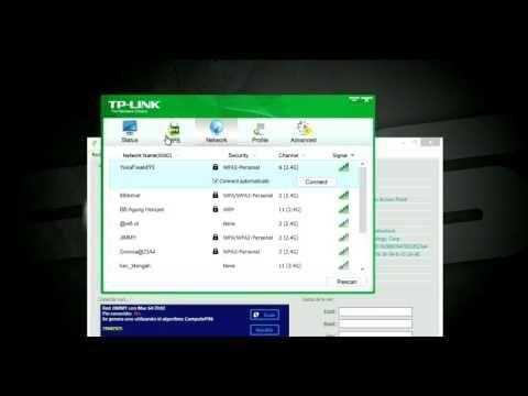 Cara Masuk Wifi dengan Dumpper + TpLink TL WN722N Wps