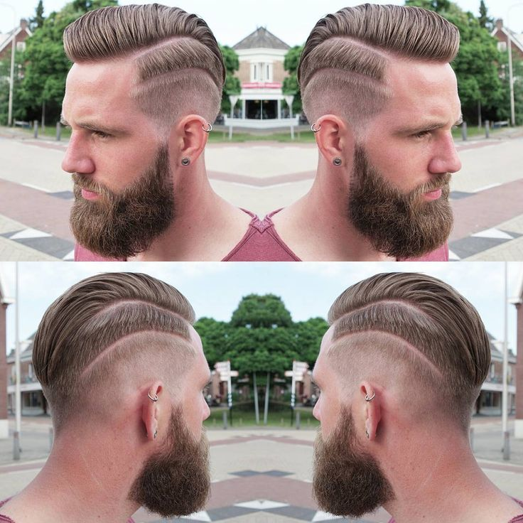 Fohawk Fade: 15 Coolest Fohawk Haircuts and Hairstyles