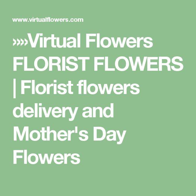 Virtual Flowers FLORIST FLOWERS