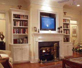 Best 25+ Living room bookshelves ideas on Pinterest | Bookshelves ...