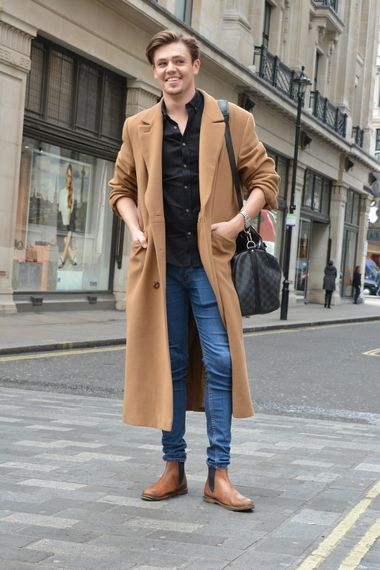 17 Best ideas about Brown Chelsea Boots Mens on Pinterest | Mens ...