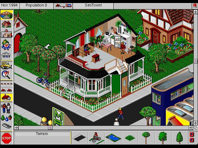 Simtown Juego Saga Sim De Maxis Descargar Gratis Juego Completo