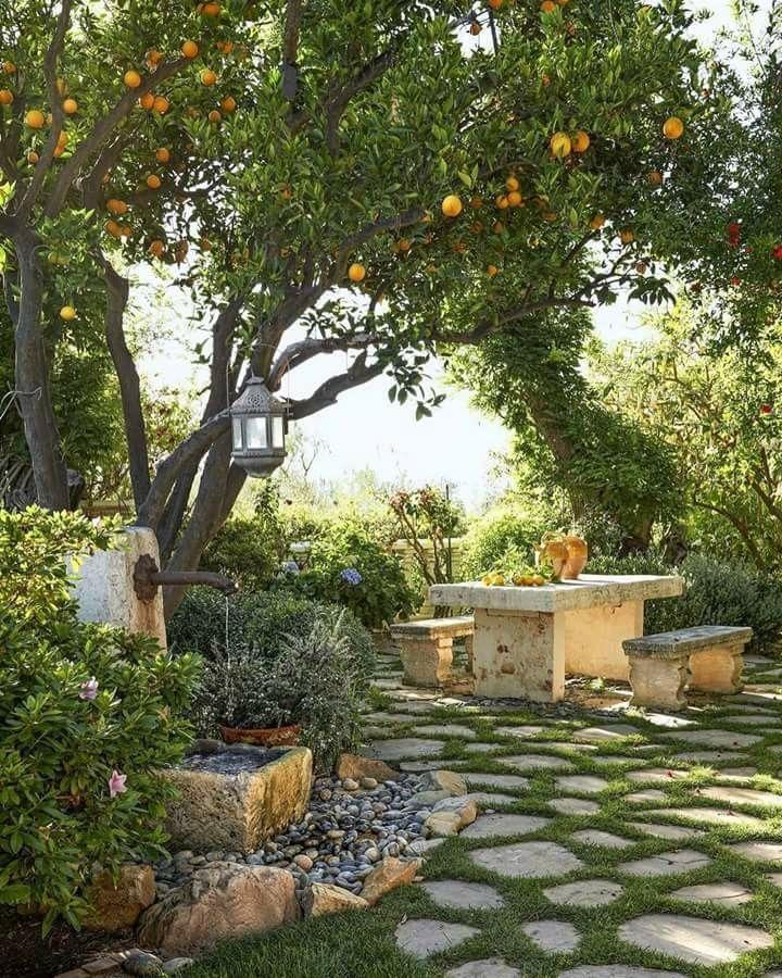 65 Best Potager Gardens Images On Pinterest: Best 25+ Stone Bench Ideas On Pinterest