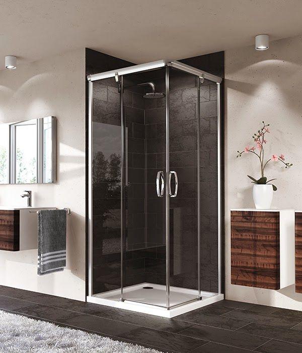 MAMPARAS-OFERTAS.COM: Mampara de ducha HÜPPE Aura elegance