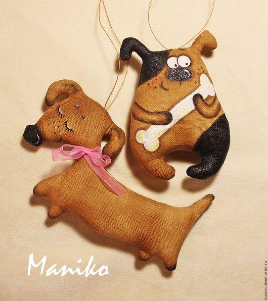 """Игрушки животные, ручной работы. Ярмарка Мастеров - ручная работа. Купить Набор игрушек """"Семейка"""" Работа на заказ. Handmade. Коричневый"""
