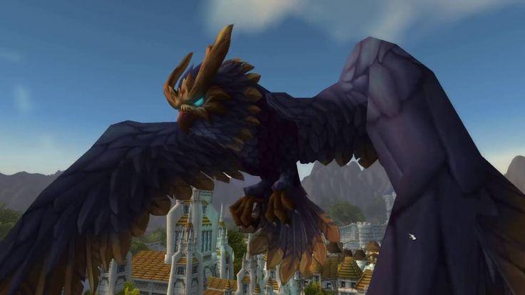 Legion - Druid: Glyph of the Sentinel #worldofwarcraft #blizzard #Hearthstone #wow #Warcraft #BlizzardCS #gaming