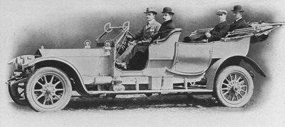 rolls roice 1909