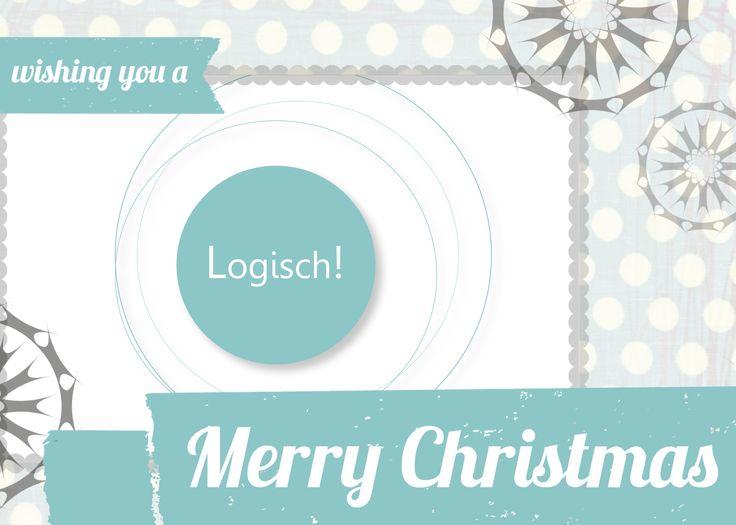 Logisch! Communicatie & Tekstproducties wenst iedereen fijne feestdagen!