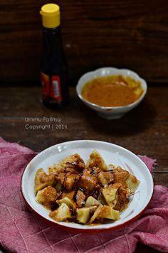 Simply Cooking and Baking...: Batagor Ayam (wanna be)