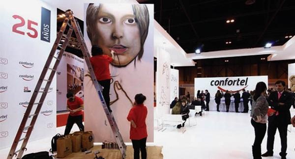 Fotografos de Eventos Fitur-Confortel- Grafitimadrid.es